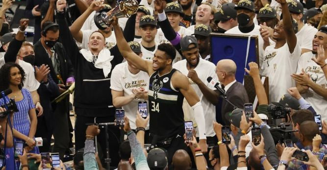 NBA'de 50 yıl sonra gelen şampiyonluk