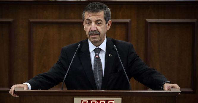 """Hellim tescili konusunda Tahsin Ertuğruloğlu: """"Cumhurbaşkanı benim kadar sesini yükseltmemeye karar vermiş olabilir"""""""