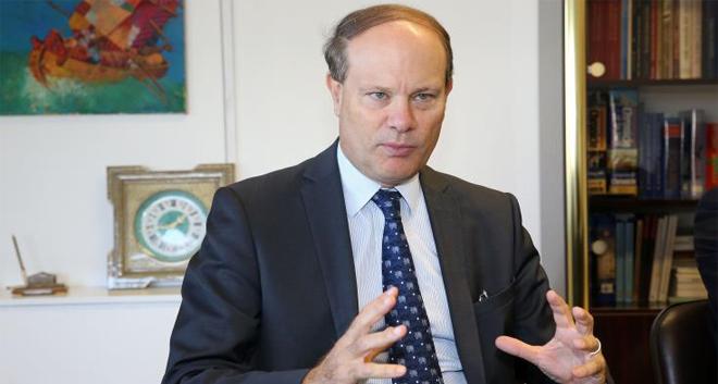 Fransız Büyükelçi Troccaz;  Rum tarafının yanındayız