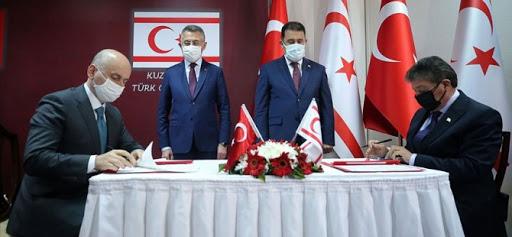 Türkiye ve KKTC arasında imzalanan protokole ilişkin karar TC Resmi Gazetesi'nde