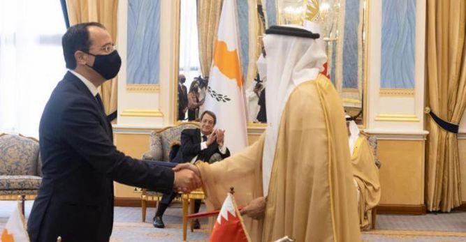 Güney Kıbrıs ve Bahreyn arasında vizelerin kaldırılması anlaşması imzalandı