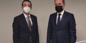 Dışişleri Bakanı Tahsin Ertuğruloğlu, Azeri mevkidaşı ile New York'ta görüştü