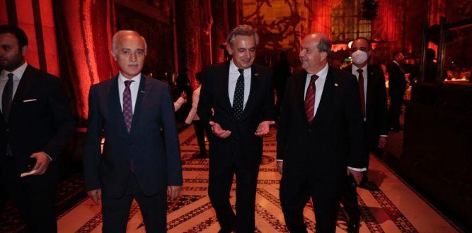 Ersin Tatar, New York'ta 11'inci Türk Yatırım Konferansı'na katıldı