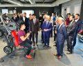 """YDÜ Spor Kulesi törenle açıldı… Özgürgün; """"Yatırım için sevda lazım"""""""