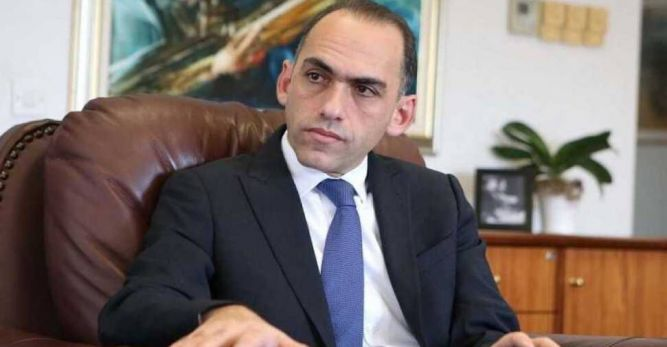DİSİ Başkan Vekili Yerogiyadis;  Türk askeri Kıbrıs'tan çekilmeli