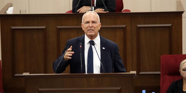 Meclis Başkan Yardımcısı Töre;  KKTC'den vazgeçilemez